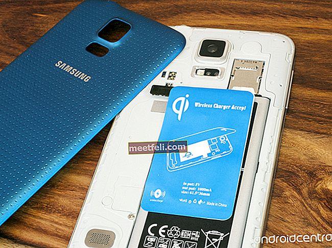Lägg till trådlös laddning till din Galaxy S5 för bara $ 10, men med en stor fångst