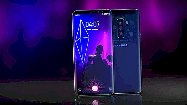 Uppdateringar av Samsung Galaxy S10 och Galaxy X - Utgivningsdatum, specifikationer och andra funktioner