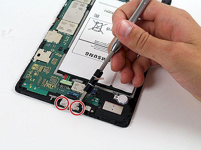 Как да промените опциите за USB връзка на Samsung Galaxy S5