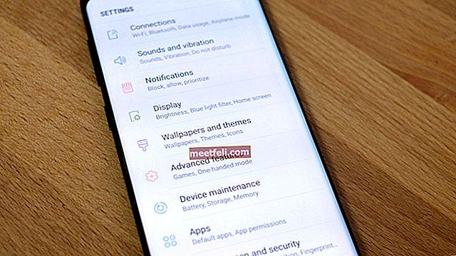 Как да настроите и промените приложенията по подразбиране на Galaxy S8