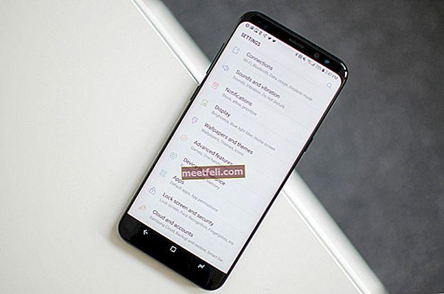 Често срещани проблеми на Samsung Galaxy Note 8 и техните поправки