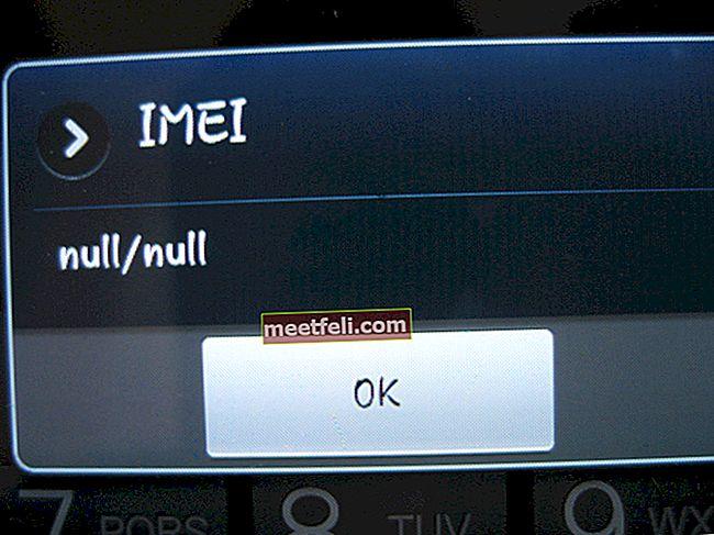 Как да коригирам невалиден IMEI на Samsung Galaxy S4