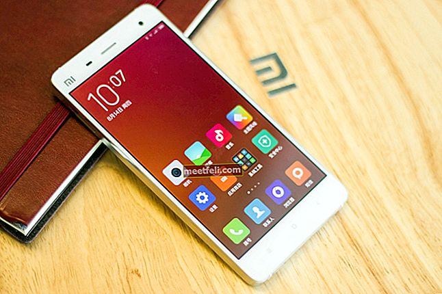 Xiaomi Mi4 Sinyal Sorunu Nasıl Onarılır