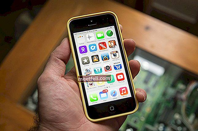 5 начина за коригиране на замръзване на iPhone 5c след актуализация на IOS 8.4