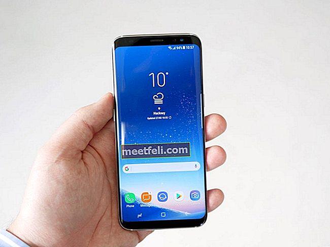 Як виправити проблеми з Samsung Galaxy S8 Bluetooth