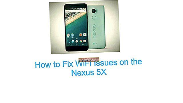 Як виправити проблеми з Wi-Fi Nexus 6