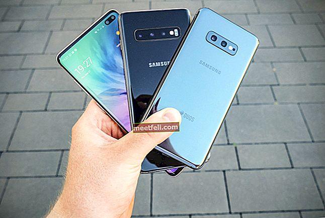 T-Mobile-programuppdateringar för Samsung Galaxy S10-serien, Galaxy Note 9 och S7 lanseras