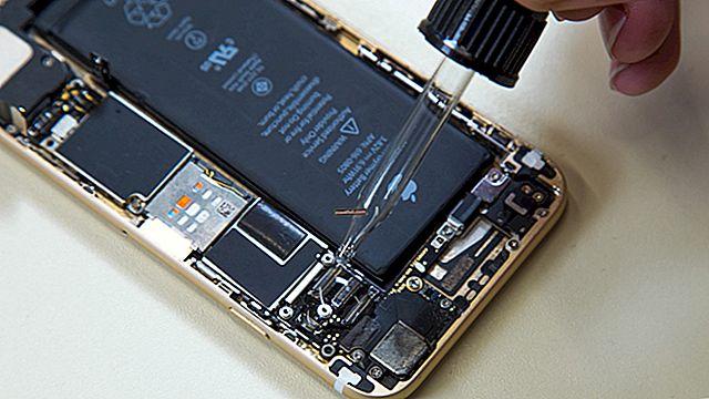 Як виправити пошкоджений водою IPhone
