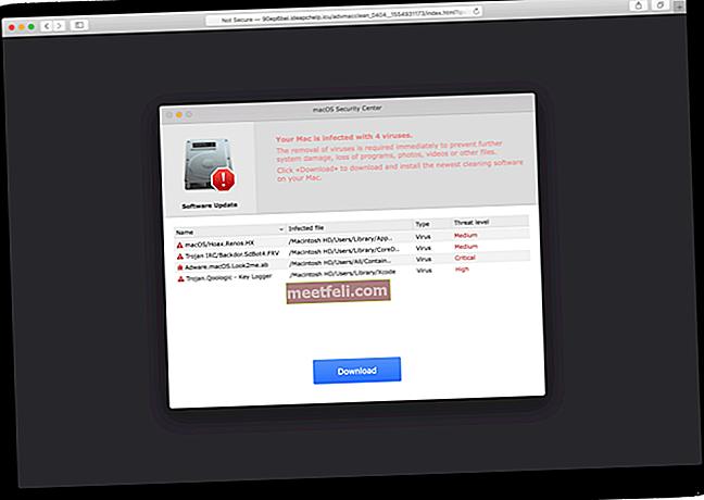 Як виправити настирливі вкладки Mackeeper та спливаючі оголошення на Safari Mac