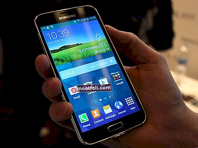 Переваги та недоліки Samsung Galaxy S5
