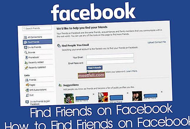 Як знайти друзів Facebook у Twitter